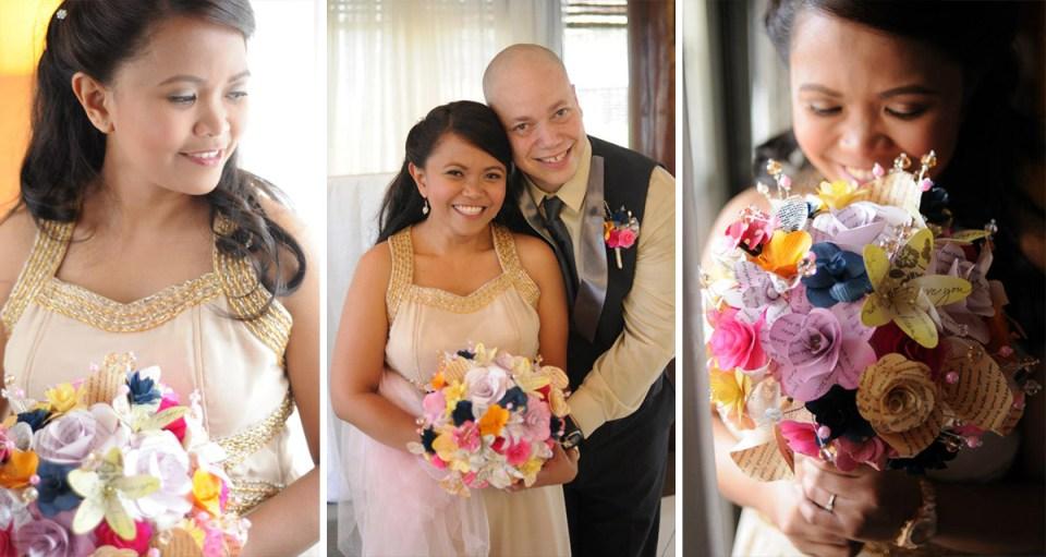 Ivy & Angel Wedding