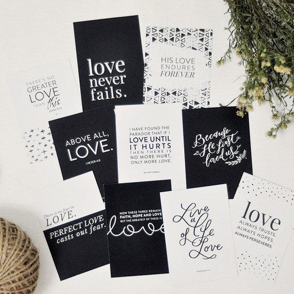 """We Call Them """"Passion Cards"""" // Buy Now!"""