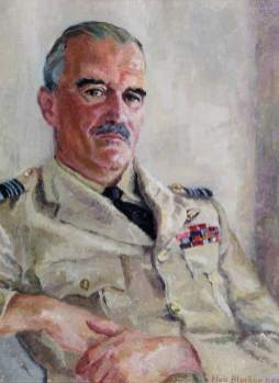 Blacker, Elva Joan; Air Chief Marshal the Earl of Bandon (1904-1979); Royal Air Force Museum; http://www.artuk.org/artworks/air-chief-marshal-the-earl-of-bandon-19041979-135671