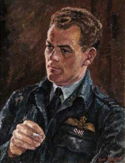 Blacker, Elva Joan; Squadron Leader Maskill, DFC; Royal Air Force Museum; http://www.artuk.org/artworks/squadron-leader-maskill-dfc-135670