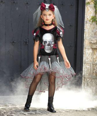 Werewolf Girl Costume Chasing Fireflies
