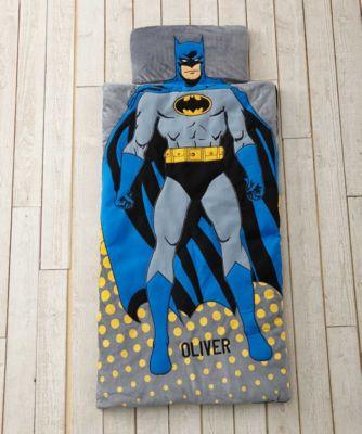 Batman Sleeping Bag Personalized