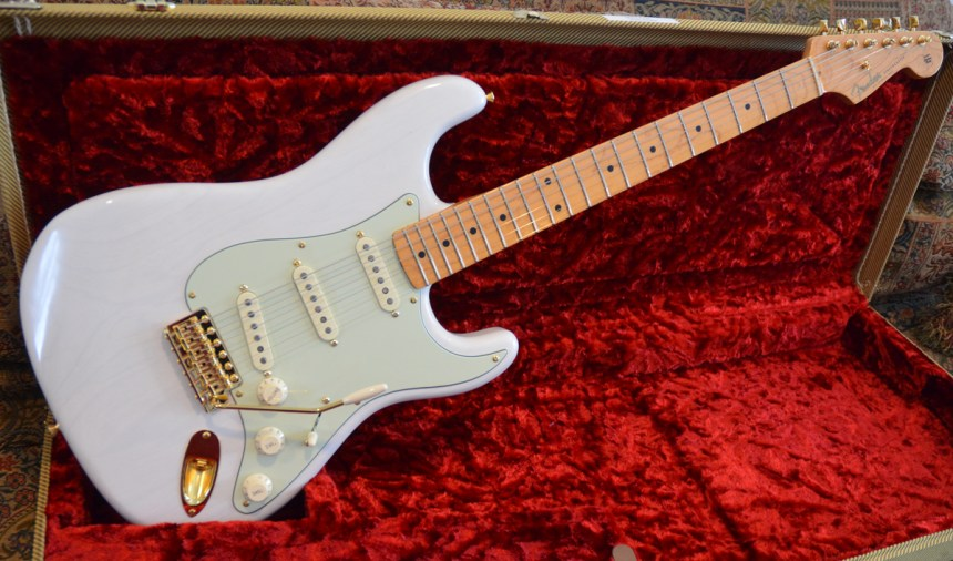 Finished Mary Kaye Stratocaster Project