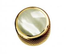 Q-Parts MOP Gold Knobs