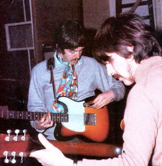 Even Paul McCartney had an 1964 Fender Esquire