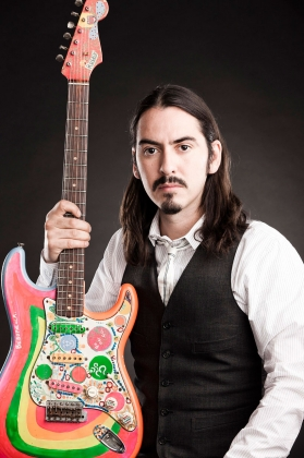 "Dhani Harrison, George's with ""Rocky"""