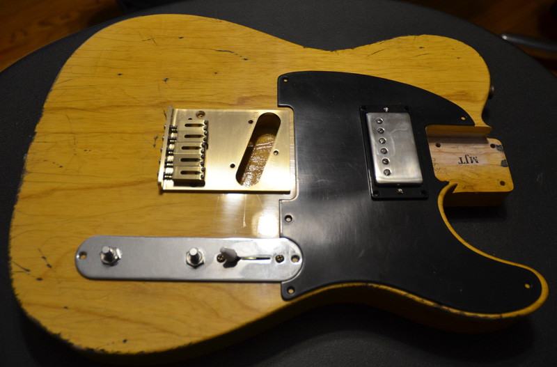 Micawber Telecaster Inspired Project Chasingguitars