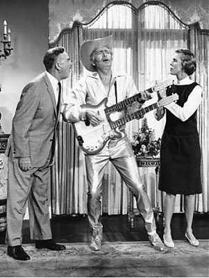Even Jeb Clamped played a Danelectro
