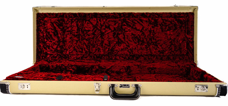 Fender 1963 Blonde Reissue Case