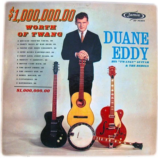 Duane Eddy used a Baritone Dano on some of his signature songs