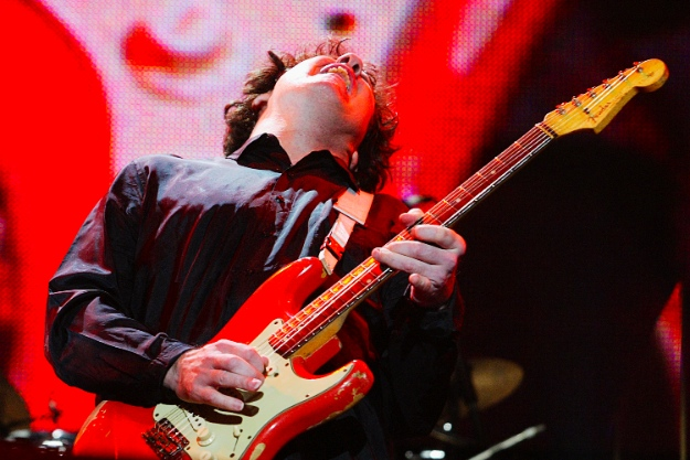 Gary Moore Red Stratocaster