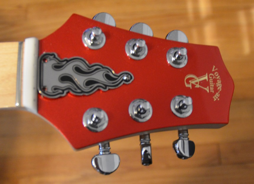 New truss rod cover