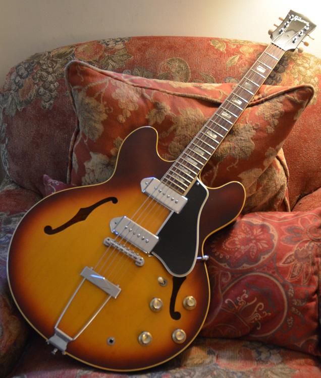 1967 Gibson ES330TD