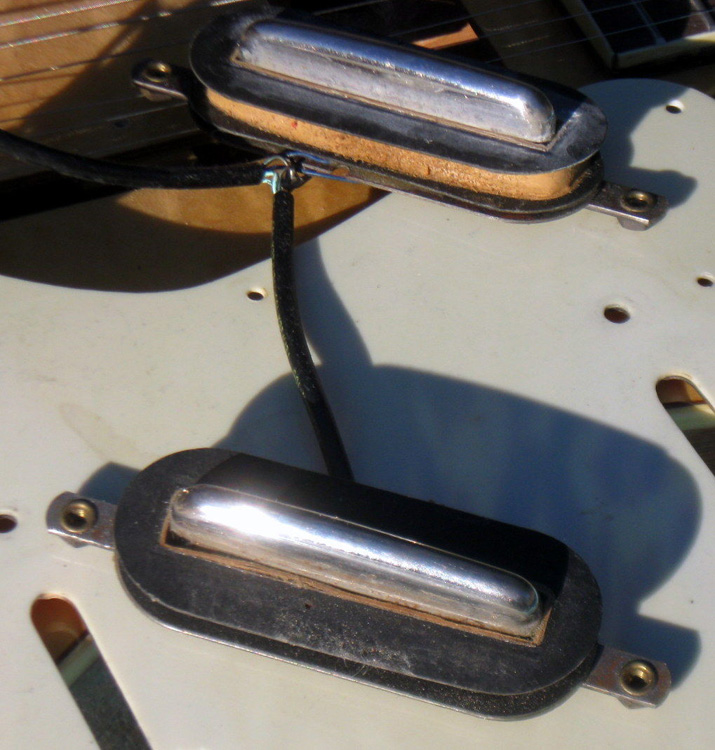 Single coil original pickups