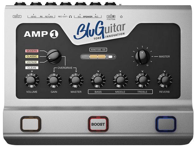 100-watt AMP1 BluGuitar Pedalboard Amp