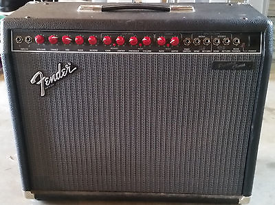"Fender ""red knob"" Princeton Chorus Amp"