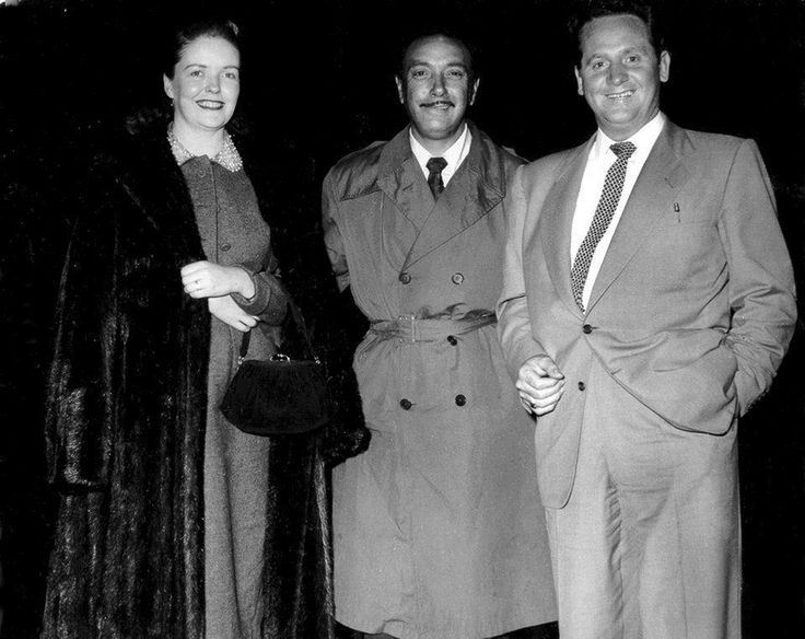 Les Paul and Mary Ford with Django Reinhardt