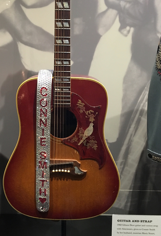 Connie Smith's 1968 Gibson Dove