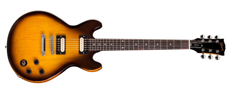 Gibson 335-S solid body