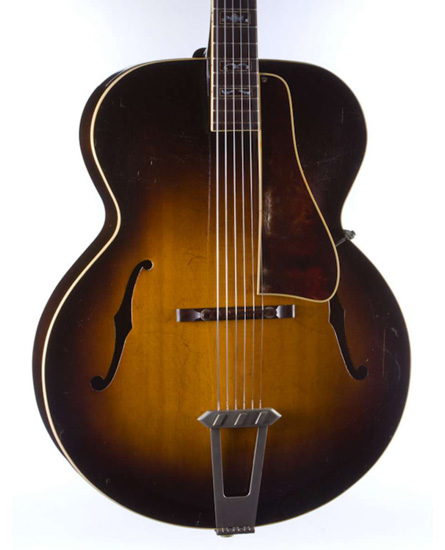 1937 Gibson L-7 Advanced guitar