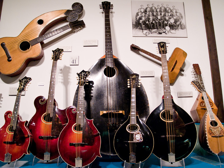 Early Gibson Instruments