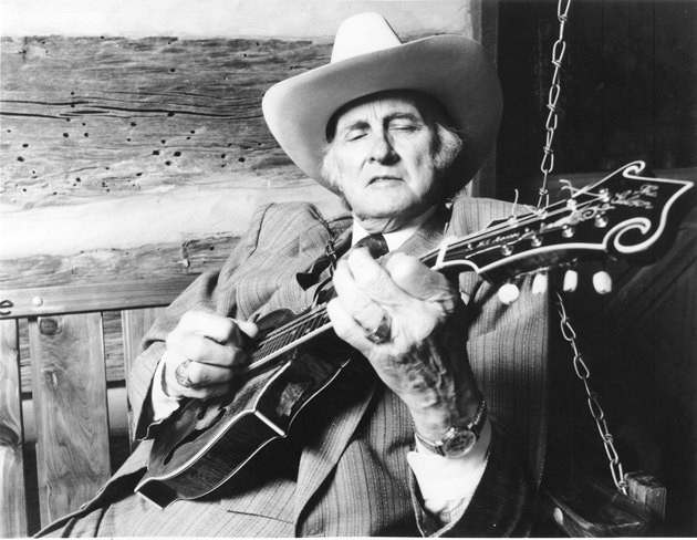 Bill Monroe, the Father of Bluegrass music