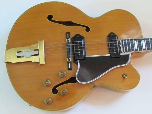!952 Gibson L5CES - (Cutaway Electric Spanish)