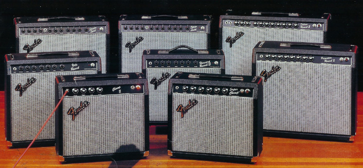 Fender Rivera Series Amps