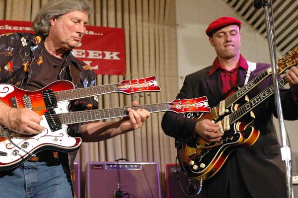 Brian Lonbeck and Deke Dickerson