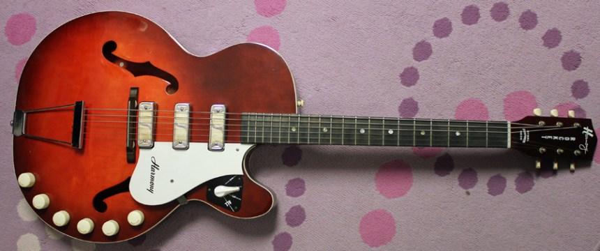 1960s Harmony Rocket