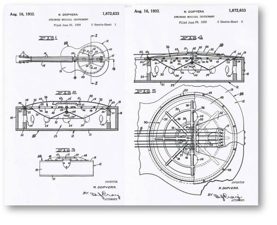 Dobro Patent