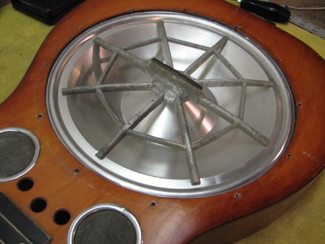 Dobro Spider Resonator