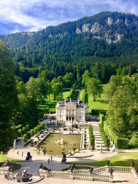 Schloss Linderof 3