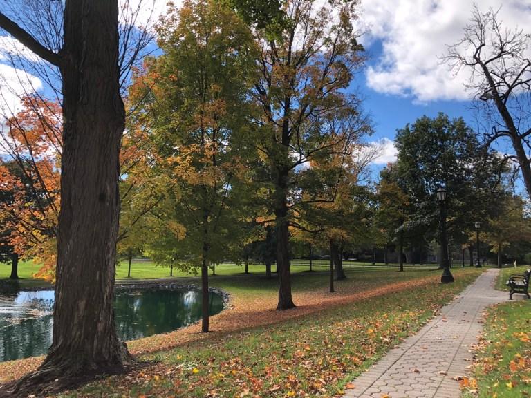 Twain Campus Walk