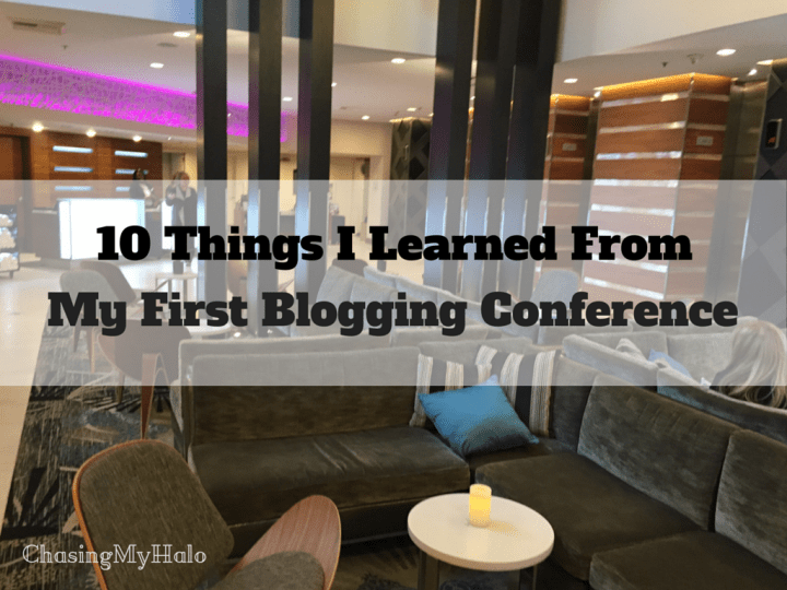10 Things I Learned From My First Blogging Conference