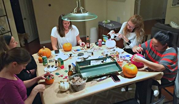 Pumpkin Book Club