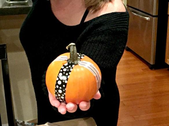 Washi Pumpkin