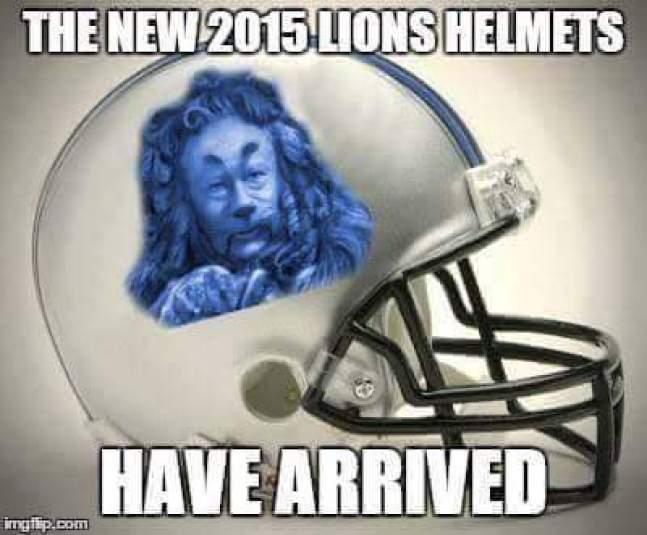 Detroit Lions Meme