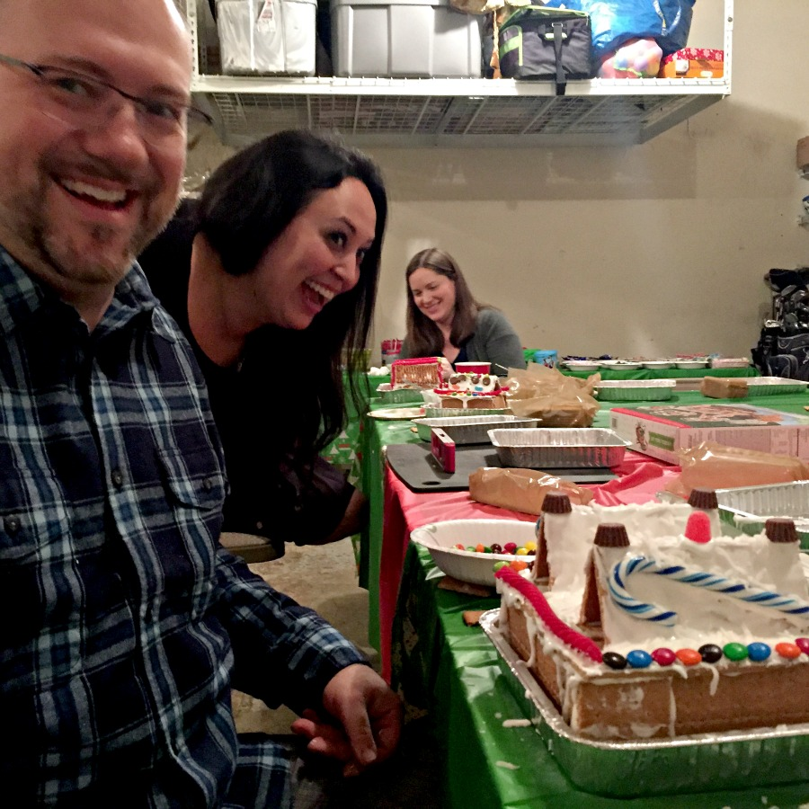 Gingerbread Party1