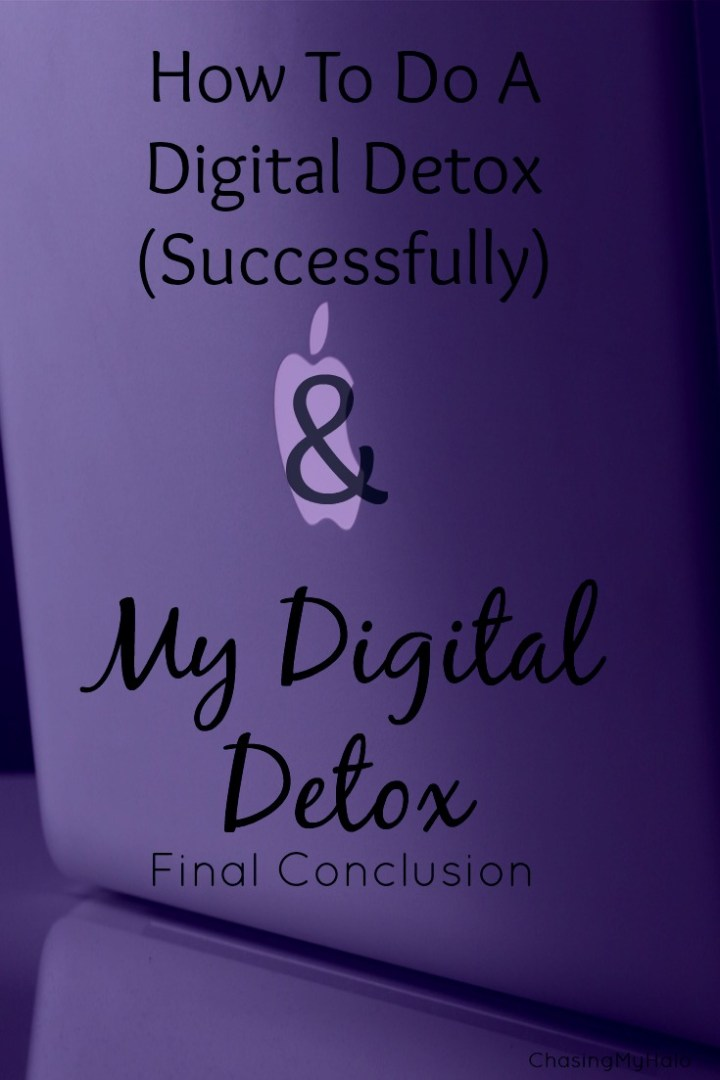 How to do a digital detox successfully