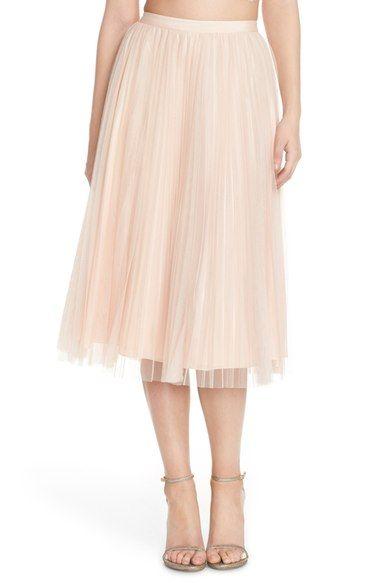 Favorite Fashion, Tulle Skirt