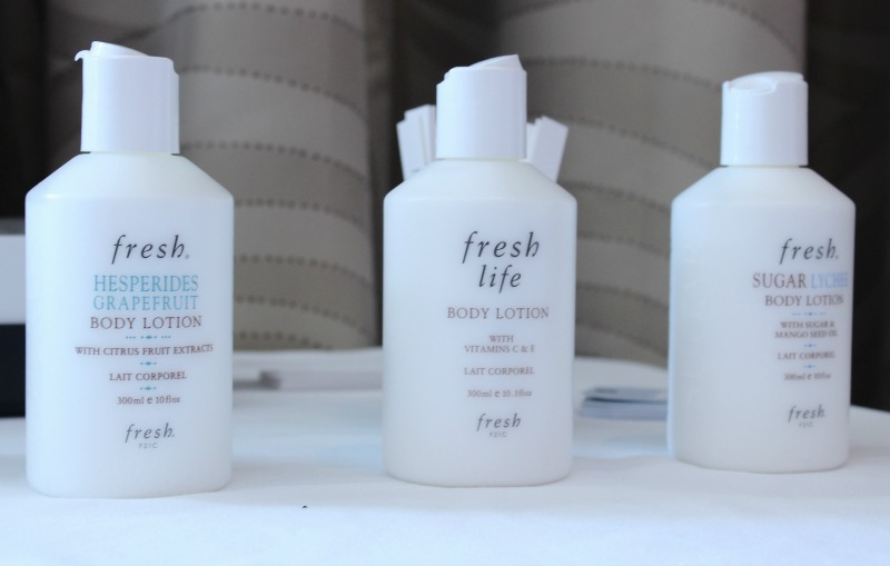 Fresh Skincare (Blogger Tea Part II)