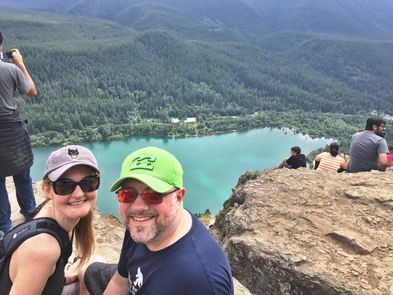 Chasing August - Rattlesnake Ledge