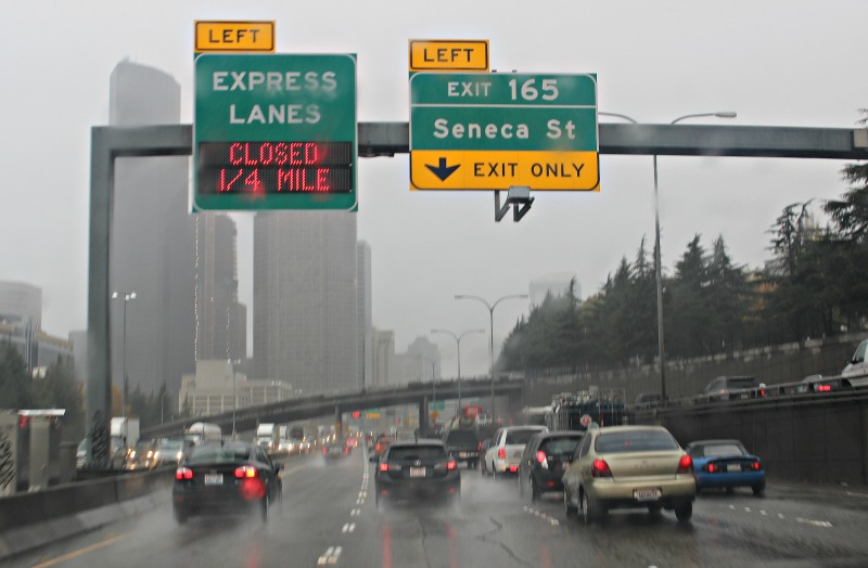 Stress Less on Seattle Roads (5 Ways to Become a More Calm and Safe Driver)