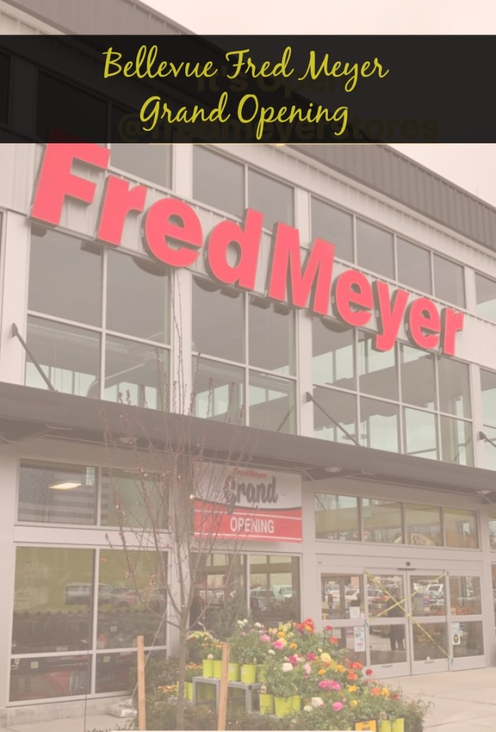 Bellevue Fred Meyer Grand Opening