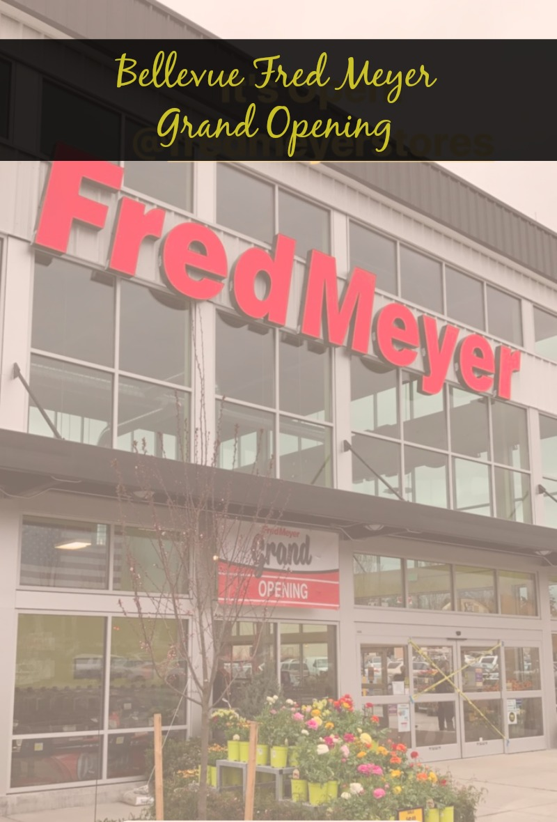 Bellevue Fred Meyer Grand Opening