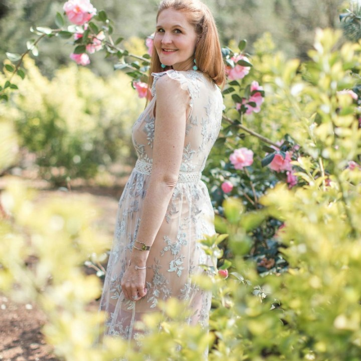 5 Ways to Bloom Where You're Planted (and the Ultimate Spring Dress)