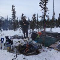 Traa (wood) Camp