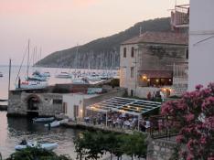 Croatia Kimosa Dinner