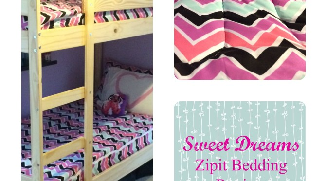 Bunk Bed Bedding Reveal or How to Get Your Kids to Make Their Beds